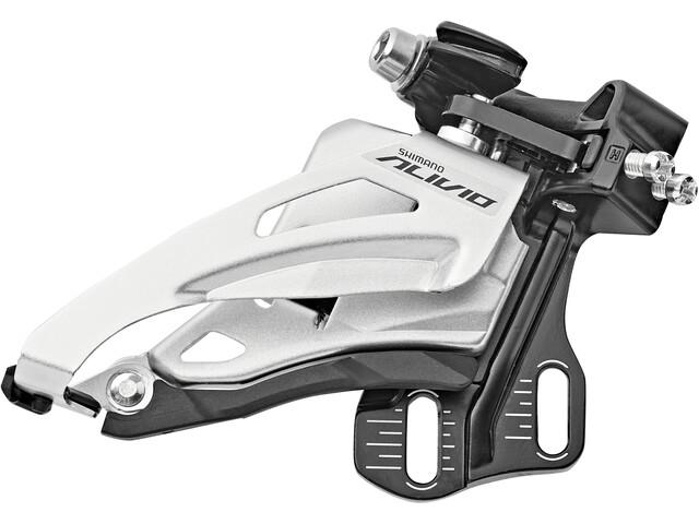 Shimano Alivio FD-M3120 Front Derailleur 2x9-speed E-Type Side Swing